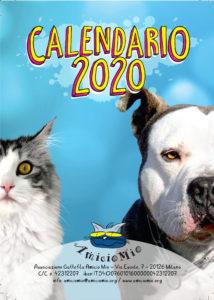 Calendario 2020, AmicioMio